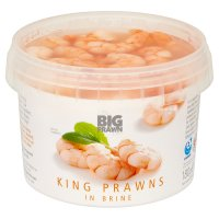 The Big Prawn Co. king prawns in brine