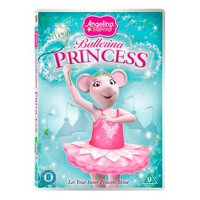 DVD Angelina Ballerina Princess