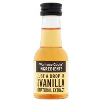 Waitrose Cooks' Homebaking vanilla extract