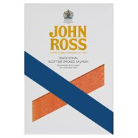 John Ross Jr. Scottish smoked Scottish salmon