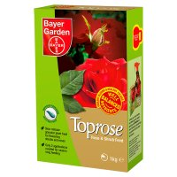 Bayer toprose rose & shrub feed