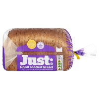 Just: good seeded bread