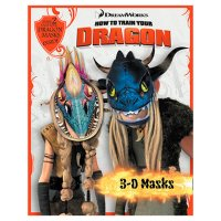 How To Train Your Dragon 3D Masks