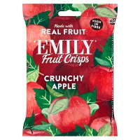 Emily Fruit Crisps Crunchy Red Apple