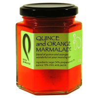 Quince Products quince & orange marmalade