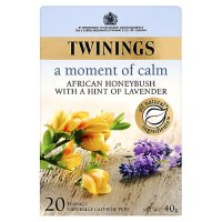 Twinings calm honeybrush +lavender
