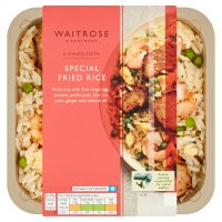Waitrose Chinese Special Fried Rice