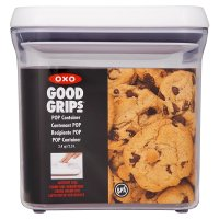 Oxo Good Grips pop 2.3 litre square container