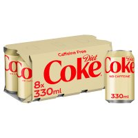 Diet Coke No Calories No Caffeine