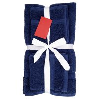 Waitrose SB Home Towel Bale Navy Blue