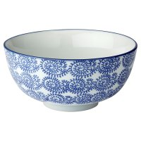 Waitrose Blue Large Bowl
