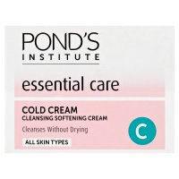 Pond's cold cream cleansing softening cream