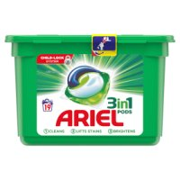 Ariel Actilift 3in1 Pods Washing Capsules 19 washes