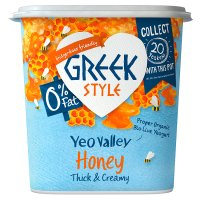 Yeo Valley Greek Style Honey