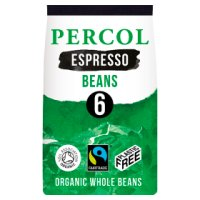 Percol Black & Beyond Espresso Coffee Beans