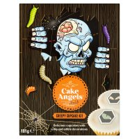 Cake Angels creepy cupcake mix