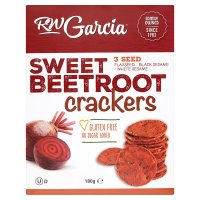 RW Garcia Sweet Beetroot Crackers