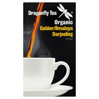 Dragonfly golden Himalaya Darjeeling tea 20s