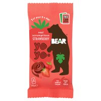 Bear 2 strawberry yo yos
