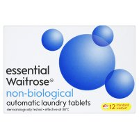 essential tablets non bio 12washes