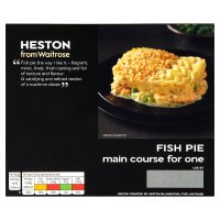 Heston from Waitrose fish pie
