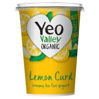 Yeo Valley organic lemon curd yogurt