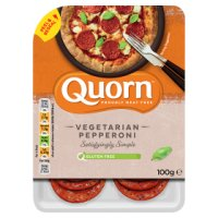 Quorn Pepperoni Slices