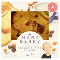 Marry Berry Bread & Butter Pudding