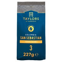 Taylors Colombia Coffee Beans Strength 4