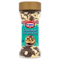 Dr. Oetker chocolate flavoured flakes