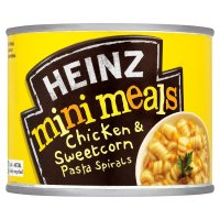Heinz Mini Meals - Chicken & Sweetcorn