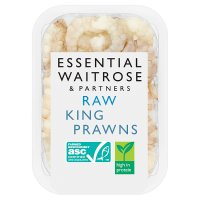 essential Waitrose king prawns