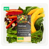 Waitrose Tenderstem & Butternut Stir Fry