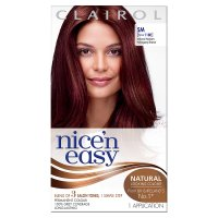 Nice n Easy Natural Medium Mahogany Brown 118E Hair Colour
