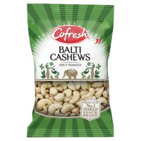Cofresh balti cashews spicty roasted