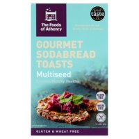 Athenry Multiseed Sodabread Toasts