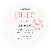 Waitrose Pure Hydration Lip Balm