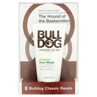 Bulldog classic read original face wash