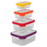 Joseph Joseph nest storage boxes, pack of 4