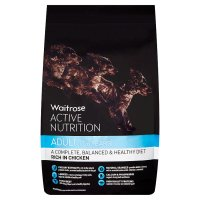 Waitrose active nutrition adult rich in chicken
