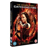 DVD The Hunger Games Catching Fire