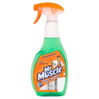 Mr Muscle 5in1 window & glass