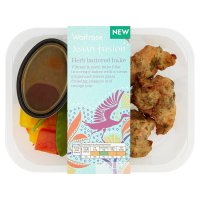 Waitrose Asian fusion herb battered hake