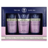 Neal's Yard hand cream collection