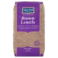 East End brown lentils