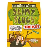 Horrible Science slimy slugs