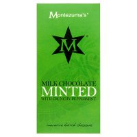 Montezuma's minted milk chocolate