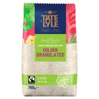 Tate & Lyle golden granulated sugar