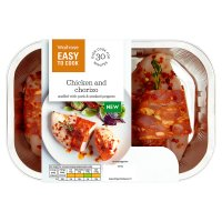 Easy To Cook Chicken & Chorizo