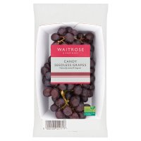 Waitrose Candy Heart Grapes